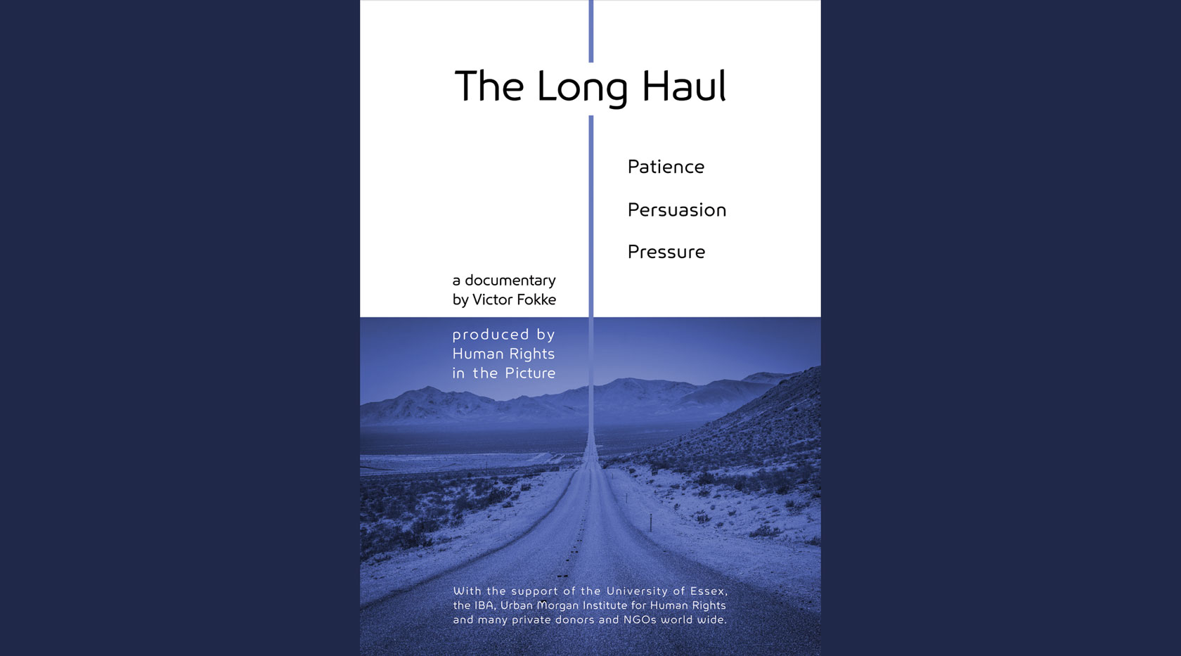 The Long Haul poster